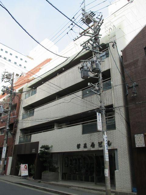 栄3 伊東屋ビル別館 外観