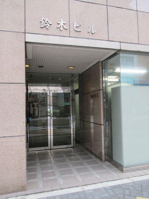 名駅4 鈴木ビル エントランス