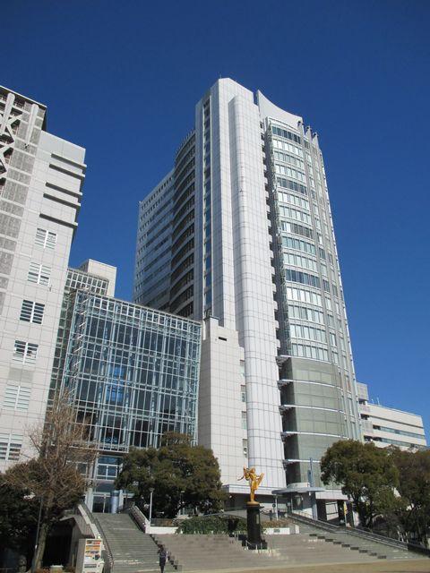 栄3 ナディアパークビジネスセンタービル 外観