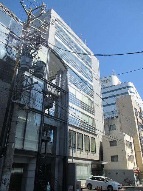 栄3 愛知建設業会館 外観