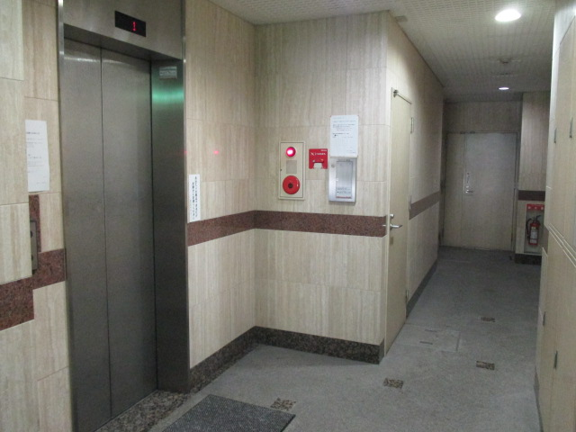 丸の内2 サンコート丸の内 エレベーター