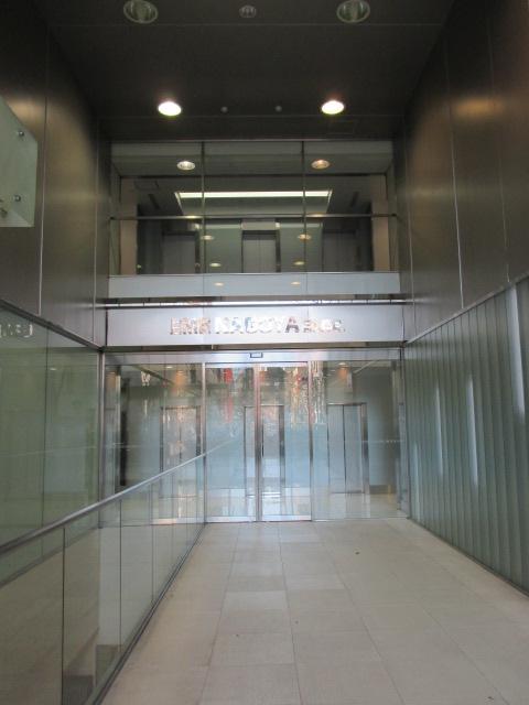 名駅4 EME名古屋ビル エントランス