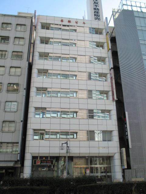 名駅4 名駅ビル 外観
