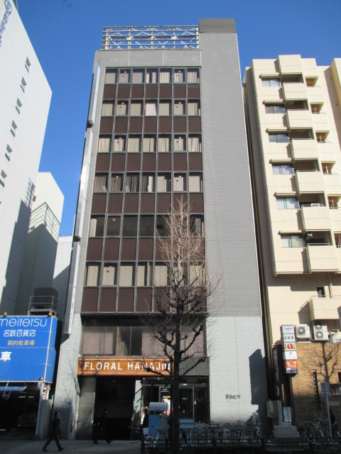 名駅南1 笹島ビル 外観