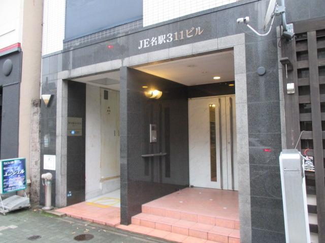 名駅3 JE名駅311ビル エントランス