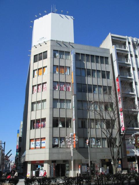 栄3 鏡栄ビル 外観