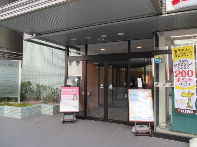名駅5 名駅東ビル エントランス
