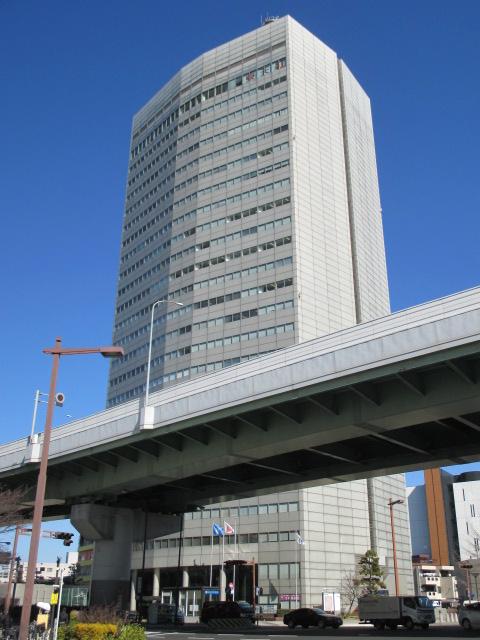 那古野1 名古屋国際センタービル 外観