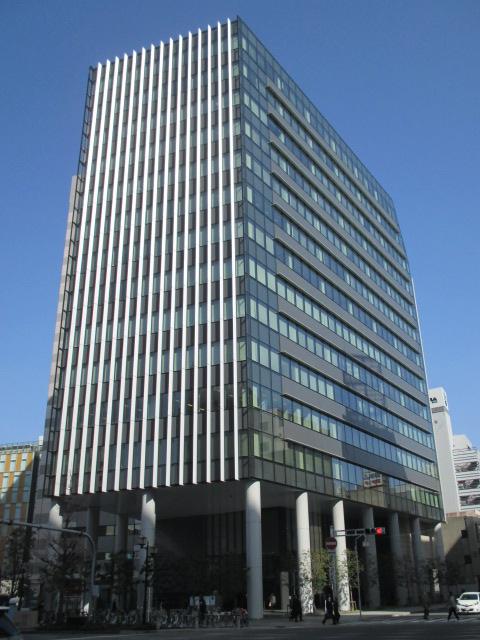 名駅南1 名古屋三井ビルディング新館 外観