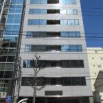 【幸伸ビル】6階20.20坪 中区金山1丁目、南向貸室の採光良好美観ビル
