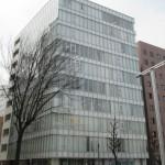 【NORE伏見ビル】3階120.02坪 中区錦1丁目、錦通沿いガラス張りの外観が美しいハイセンスビル