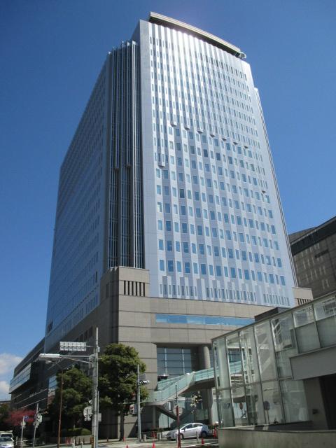 東桜1 NHK名古屋放送センタービル 外観
