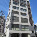 【リブラ丸の内6】4階12.48坪 中区丸の内2丁目、リノベーション済み住居兼事務所物件