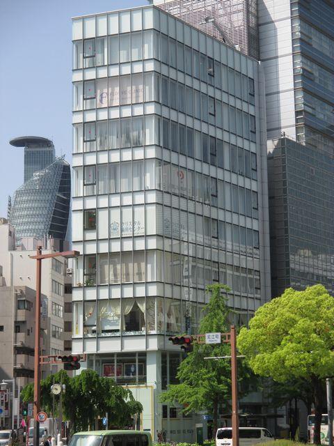 名駅4 錦クリスタルビル 外観