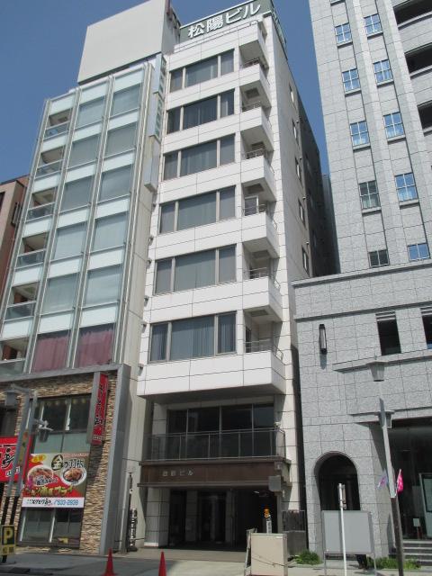 名駅4 松陽ビル 平面図