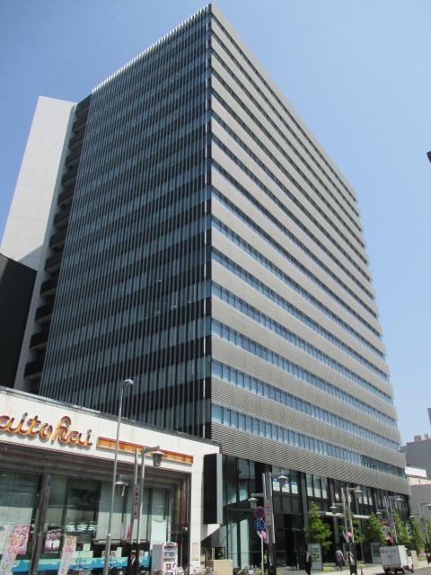 名駅4 名古屋クロスコートタワー 外観