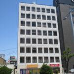 【サンプレー名古屋ビル】6階5.55坪 東区葵3丁目、錦通沿いリノベーション済みスモールオフィスビル