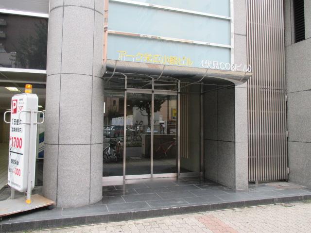 栄2 アーク栄広小路ビル エントランス