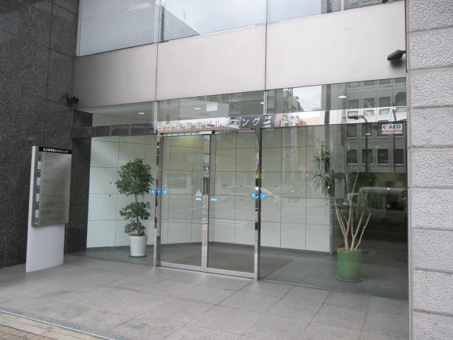 錦3 WAKITA名古屋ビル エントランス