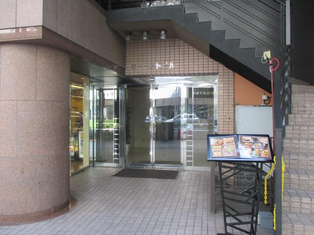 栄4 栄イーストビル エントランス