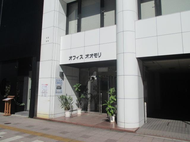 錦2 オフィスオオモリ エントランス