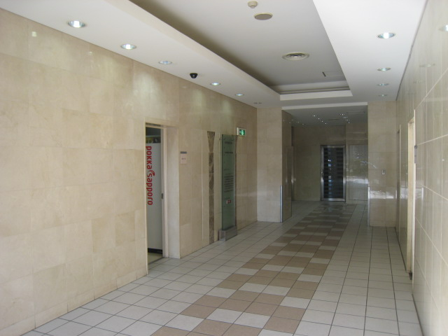 エレベーターホール