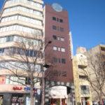 【GS栄Ⅱビル】5階23.56坪 中区栄5丁目、若宮大通に面する採光良好1フロア1テナントビル