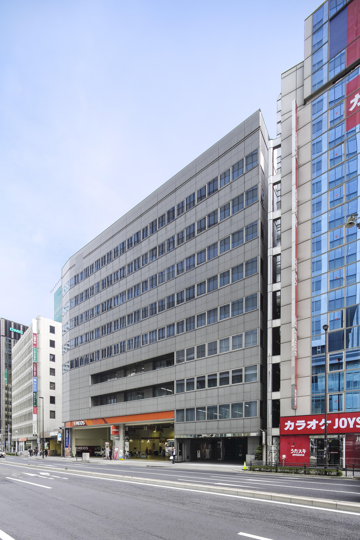 名駅2 リージャス名古屋駅東口センター(東新名駅ビル内) 外観