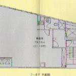内山3 PP BLD 平面図