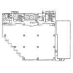 葵1 セントラル名古屋葵ビル 平面図