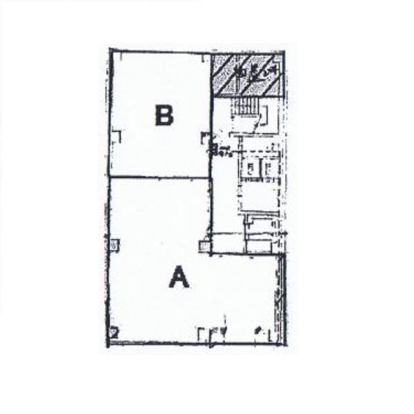 丸の内1 HP丸の内ビル 平面図