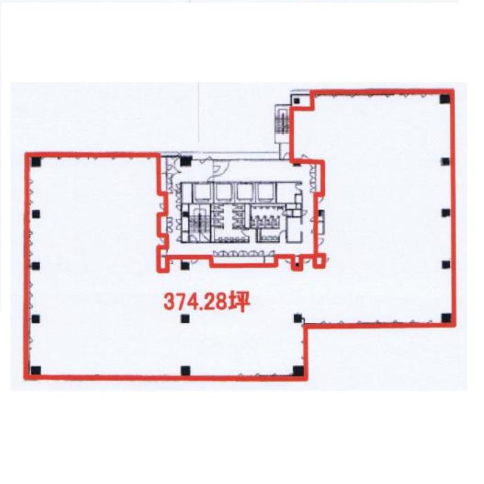 東桜 DPスクエア東桜 平面図
