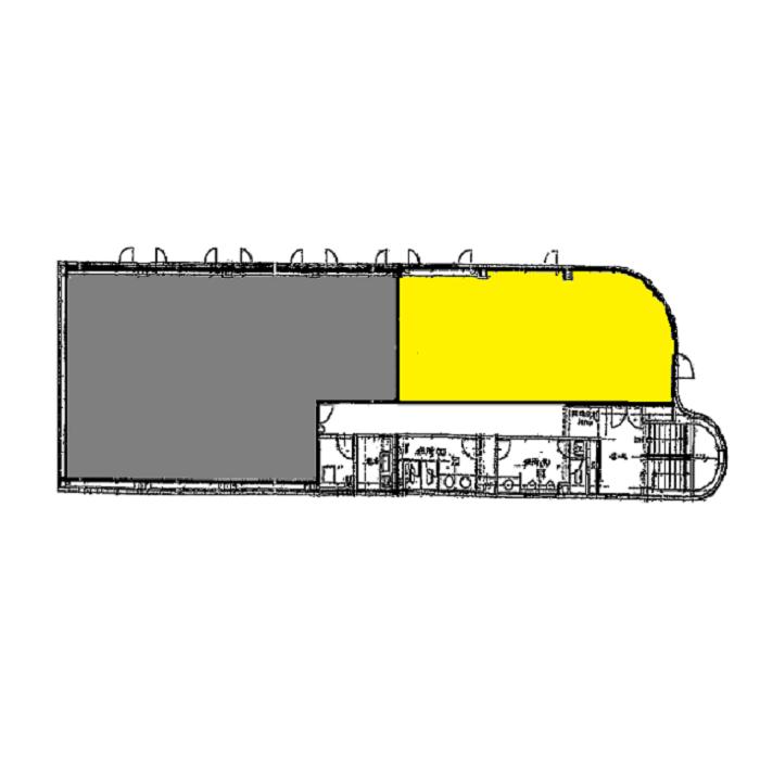 阿由知通4 ハイステート御器所ビル 平面図