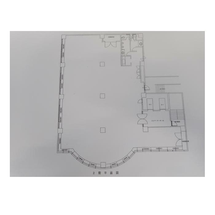 覚王山通8 池下ESビル 平面図