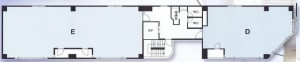 ISH丸の内 2・3階図面