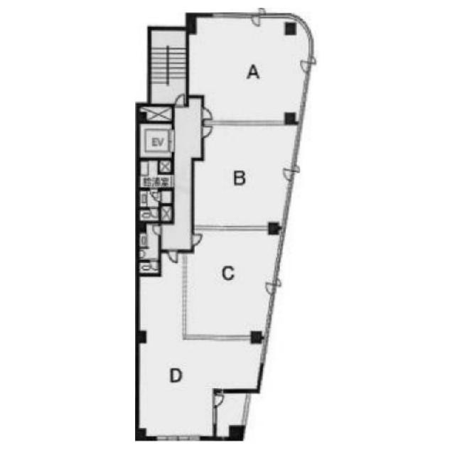 葵3 AMS葵3 平面図