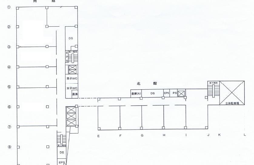 丸の内1 キリックス丸の内ビル 平面図