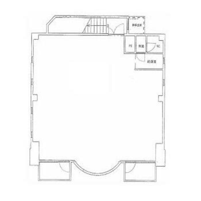 廿軒家 エレスト 平面図
