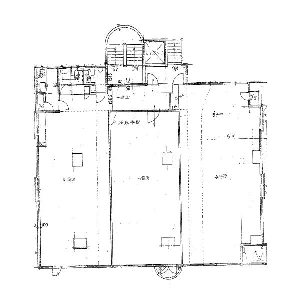 石仏町1 ENSHOW2 平面図