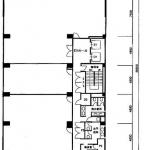 栄1 名古屋三蔵ビル 平面図
