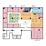 栄2 アーク白川公園ビルディング 平面図