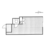 葵1 ニッシンビル 平面図
