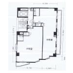 丸の内1 ジャルダン桜橋 平面図