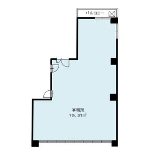 志賀本通1 アーバンヴィラ 平面図