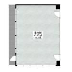 千代田5 ST PLAZA TSURUMAI 本館 平面図