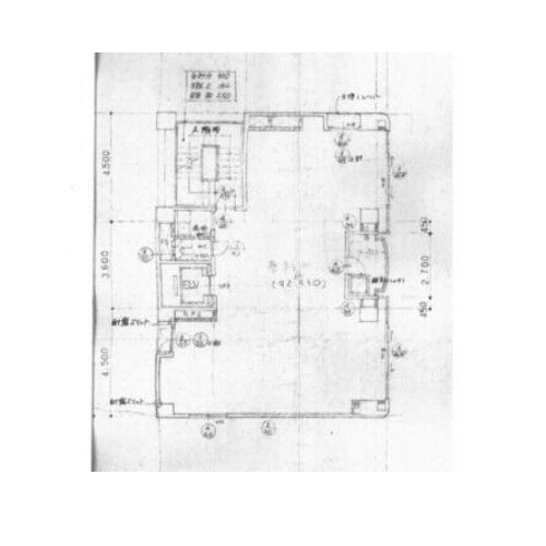 錦3 マルニシビル 平面図