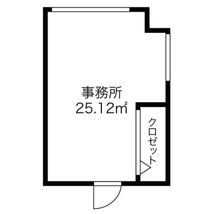 栄2 ヴィア白川 平面図