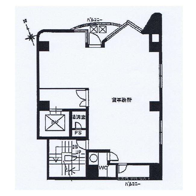 葵3 サミクラウス車道 平面図