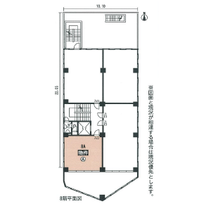 三の丸1 大和丸の内ビル 平面図